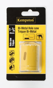 88006  Bi-Metal Hole Saw 1-3/8""