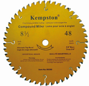 99360 Sliding Compound Miter Blades