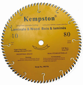 99370 Single Sided Laminate/Melamine Blade