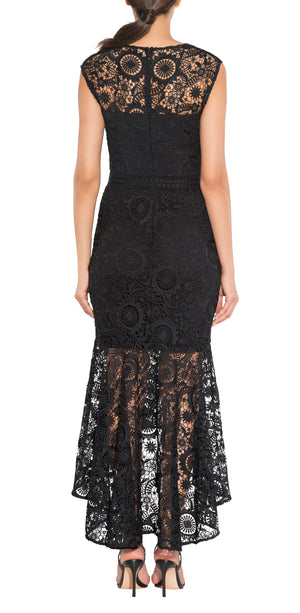 Midnight Regina Dress