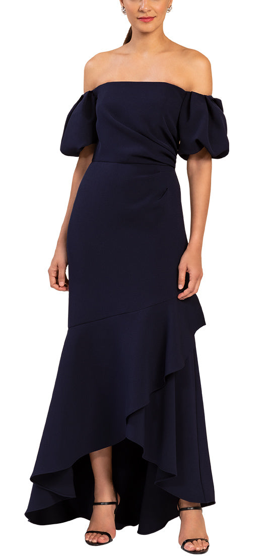 Midnight Elpida Dress