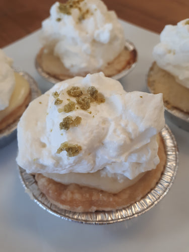 6 Key Lime Tarts