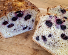 Load image into Gallery viewer, Lemon Blueberry Loaf
