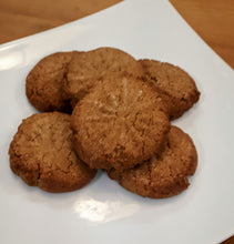 Load image into Gallery viewer, 6 Ginger Molasses Cookies