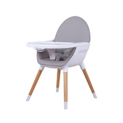 Pod Timber High Chair - Natural