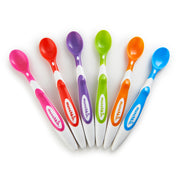 Soft-Tip Infant Spoons - 6pk