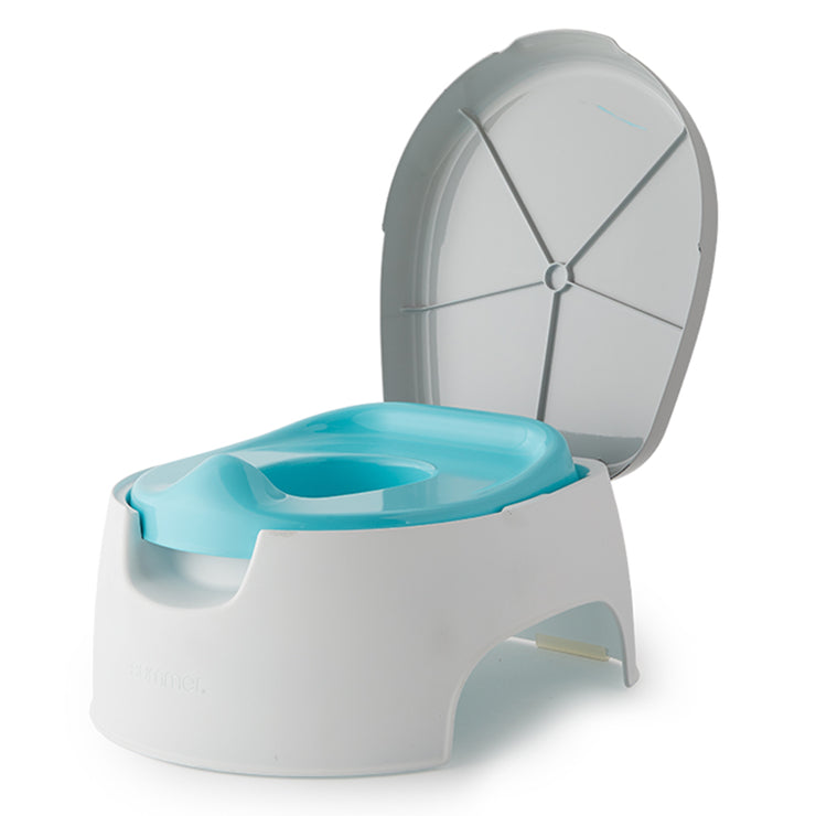 2 in 1 Step Up Potty