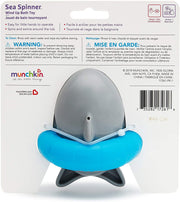 Sea Spinner Wind-Up Shark Bath Toy