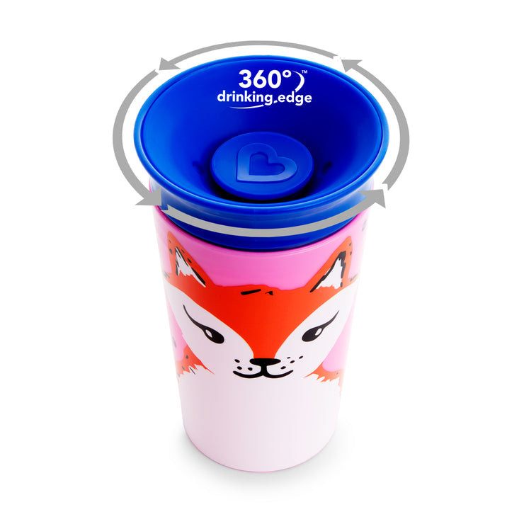 Miracle® 360° Sippy - WildLove 266mL/9oz
