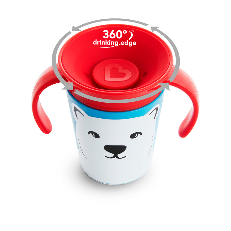 Miracle® 360° Trainer Cup - WildLove 177mL/6oz