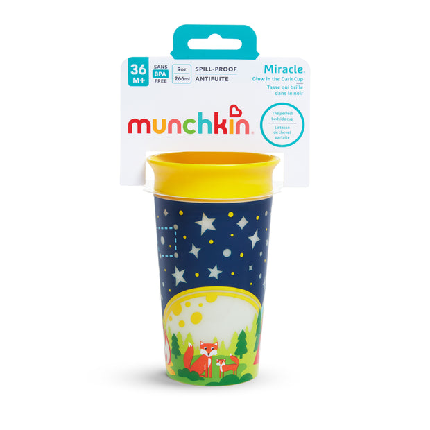 Miracle® 360° Glow in the Dark Sippy Cup 266mL/9oz