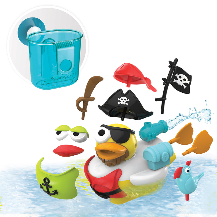 Jet Duck Create a Pirate