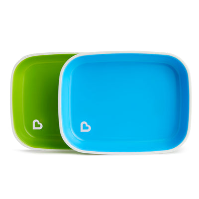 Splash™ Toddler Plates - 2 Pack