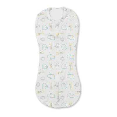 Swaddle Me Pod - Seal Good Time