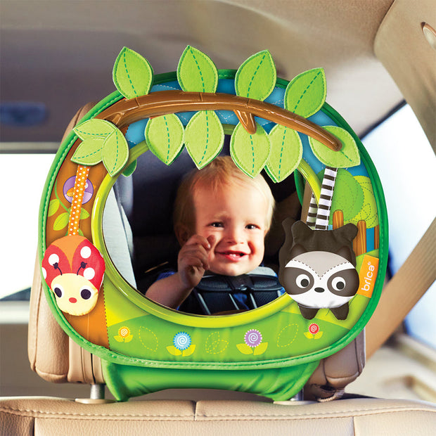 Swing! Baby in Sight Car Mirror