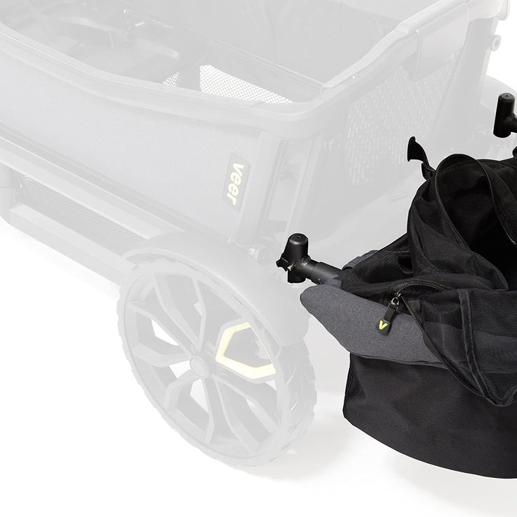 Foldable Rear Storage Basket