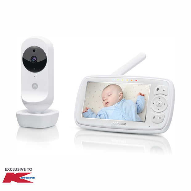 Wi-Fi Video Baby Monitor