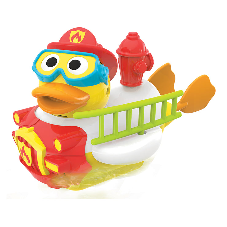 Jet Duck Create a Firefighter