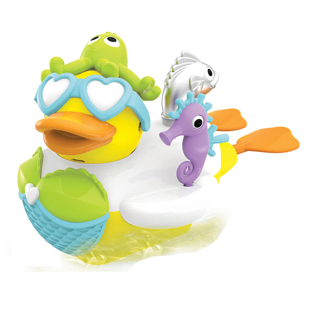 Jet Duck Create a Mermaid