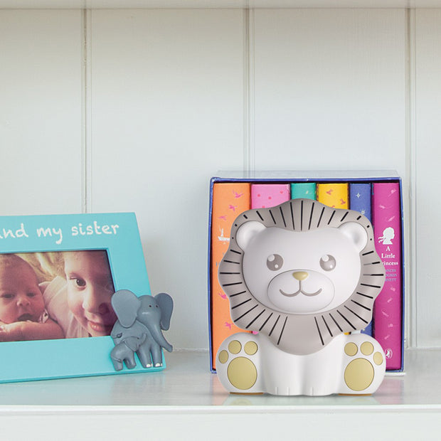 Lion Sound Soother & Nightlight