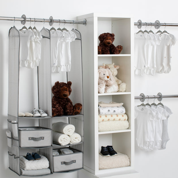 24 Piece Nursery Storage Set