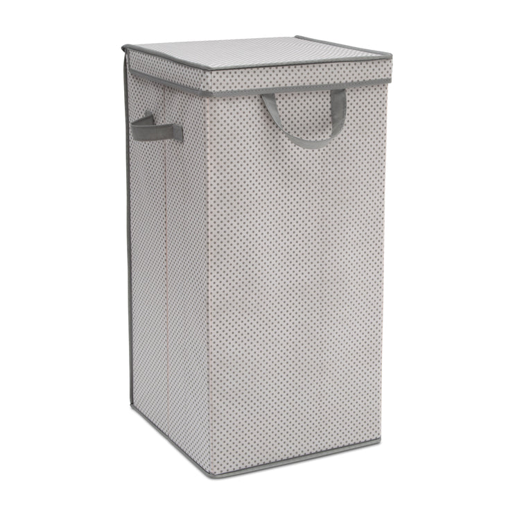 Tall Nursery Clothing Hamper