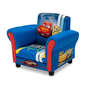 Cars Upholstered Chair