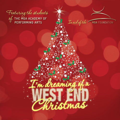 I'm Dreaming of a West End Christmas - CD
