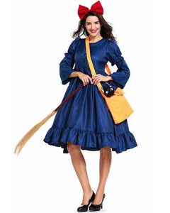 Cute Kiki Delivery Service Adult Womens Halloween Costume