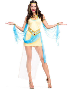 Egyptian Goddess Adult Halloween Costume