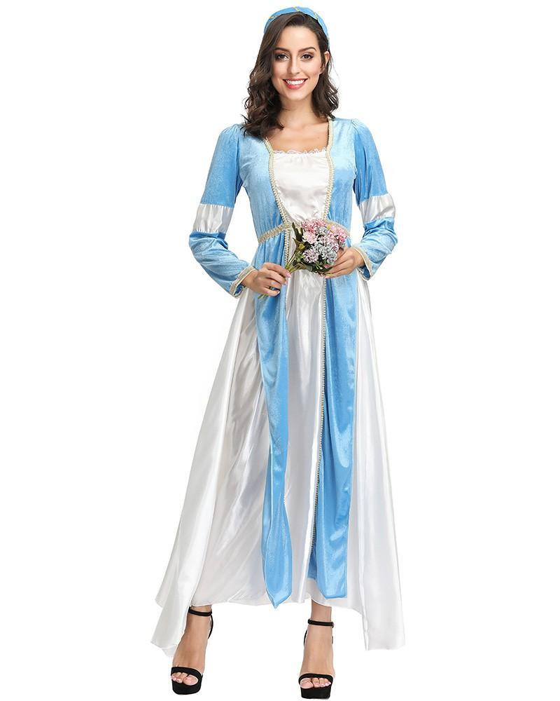 Juliet Dress Adult Womens Halloween Costume