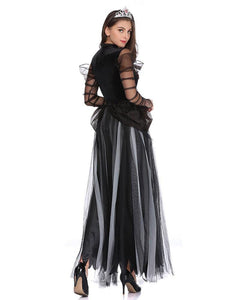 Black Corpse Bride Womens Adult Halloween Costume