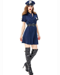 Adult Policewoman Costume