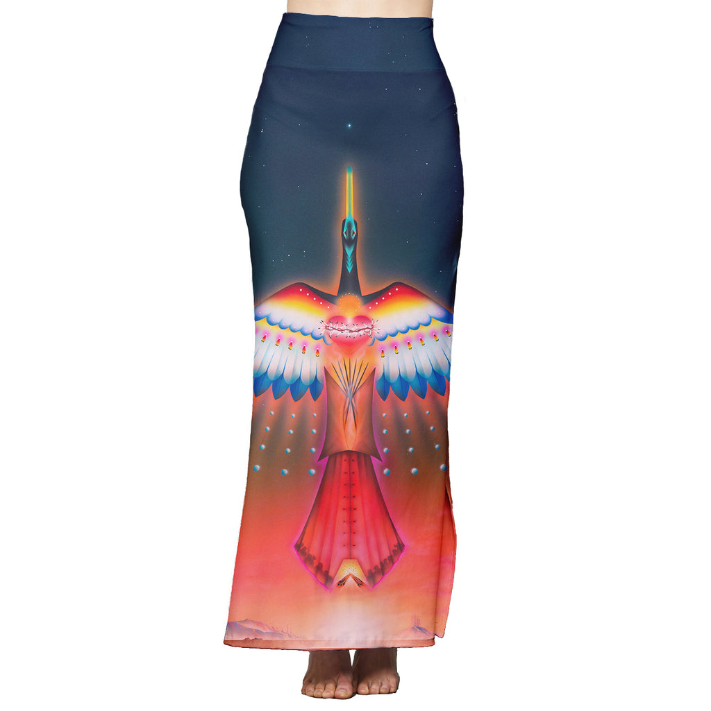 Blessed Morning Maxi Skirt