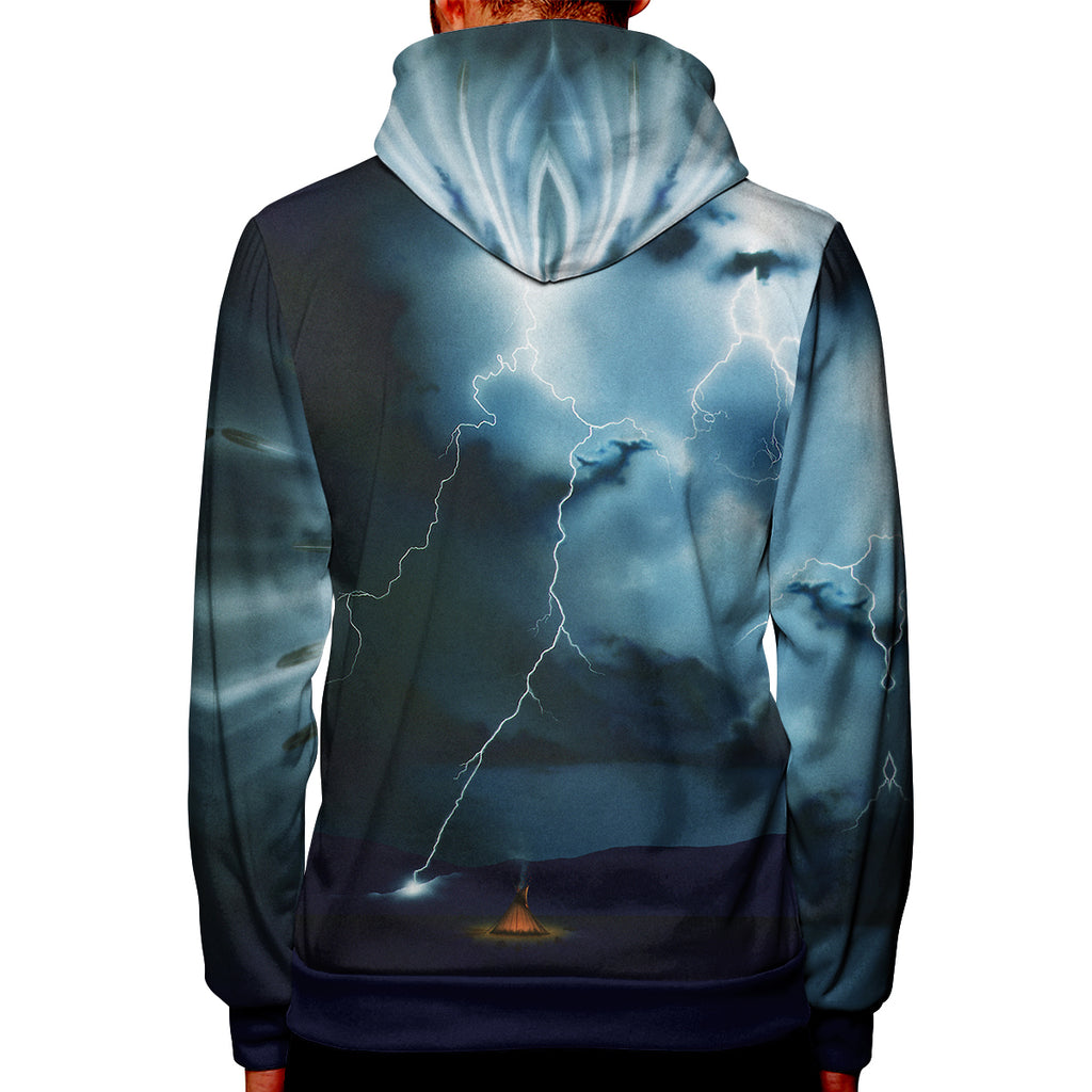The Thunder Being  Pullover Hoodie
