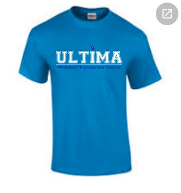 Sapphire Ultima T-Shirt - Available in Store Soon