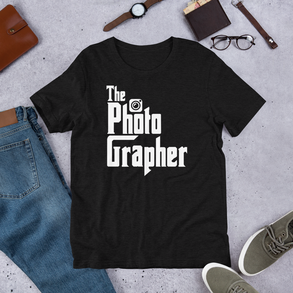 THE PHOTO GRAPHER