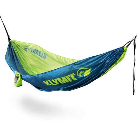 Klymit Traverse Hammock with straps