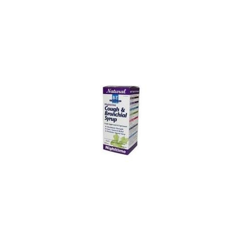 Boericke & Tafel Nighttime Cough & Bronchial Syrup (1x8 Oz)