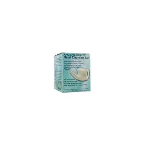 Ancient Secrets Nasal Cleansing Pot Salt (1x40 PKT)