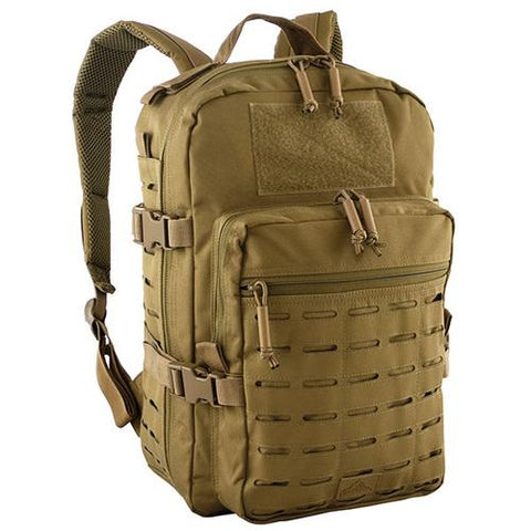 Red Rock Transporter Day Pack - Coyote