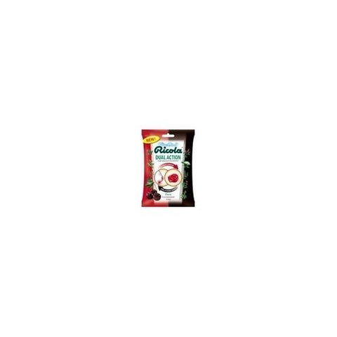 Ricola Cough Drop, Dual Action Cherry (12x19 CT)