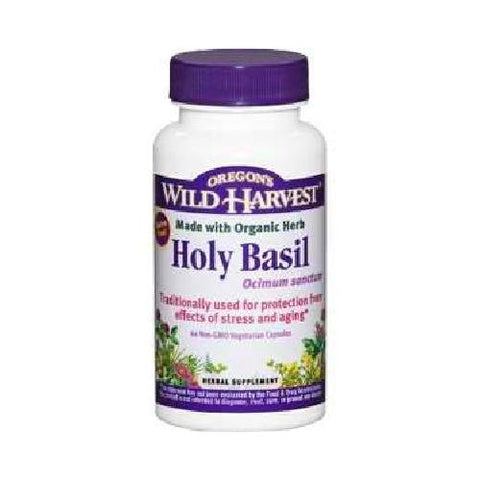Oregon's Wild Harvest Holy Basil (1x60VCAP)