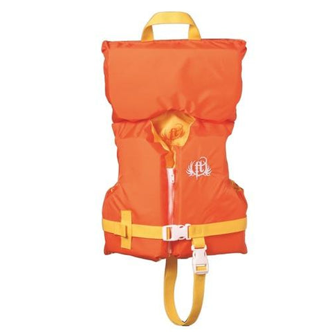 Full Throttle Infant Nylon Vest Orange