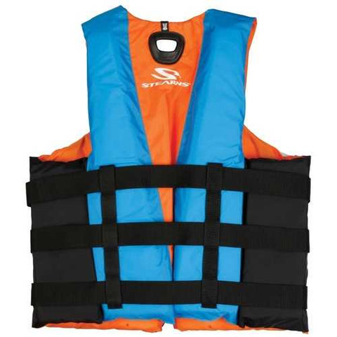 Stearns Pfd Mens Illusion Series Abstract Wave Nylon Vest LG