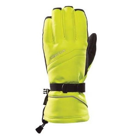 Seirus HWS Yukon Mens Glove-Hi Vis Yellow-2XL