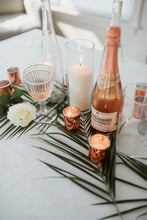 Load image into Gallery viewer, Cylinder Glass Vase Candle Holder - Modern Event & Wedding Rentals - Something Borrowed Minneapolis