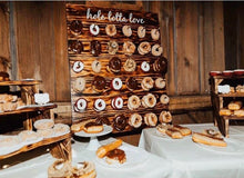 Load image into Gallery viewer, Donut Wall Display Set *Rental*