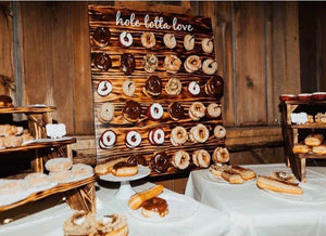 Donut Wall Display Set *Rental*