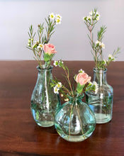 Load image into Gallery viewer, Bud Vases Colored Glass -  Modern Event & Wedding Rentals - Something Borrowed Minneapolis